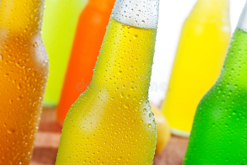Beverages royalty free stock photography