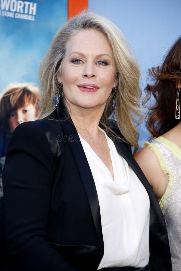 Beverly D'Angelo royaltyfria foton