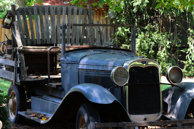 Beverly Hillbillies Truck imagens de stock