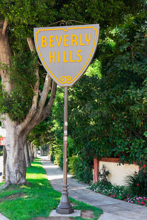 Download Beverly Hills Editorial Photography - Image: 22513632