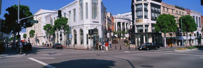 Beverly Hills imagen de archivo