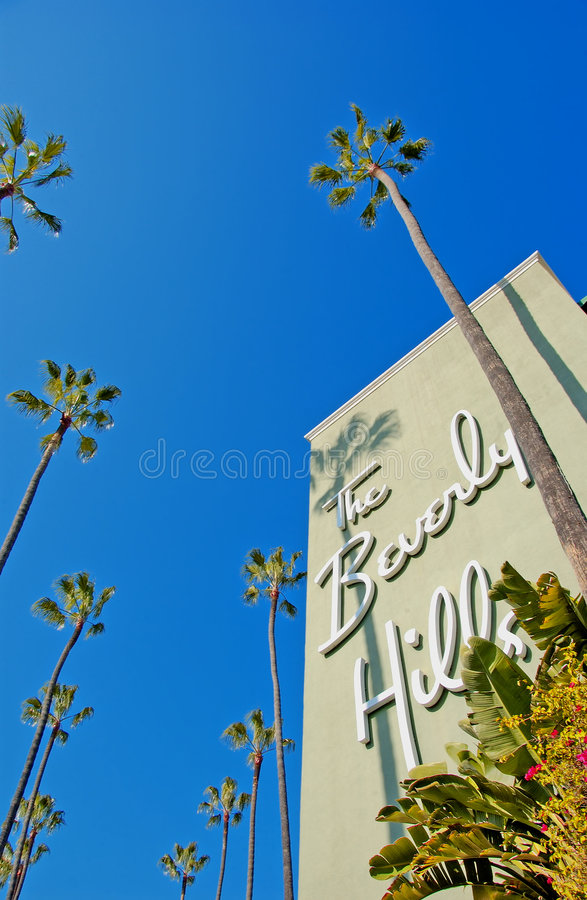 Download Beverly Hills Stock Images - Image: 4139204