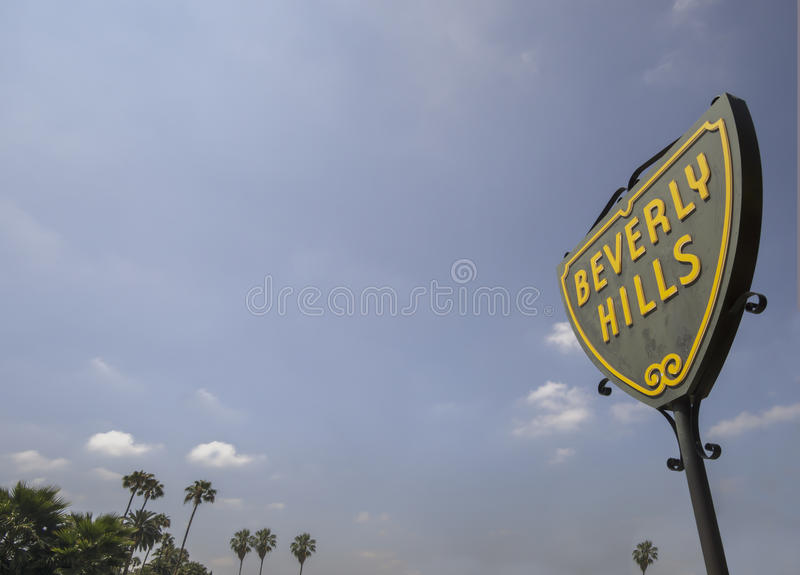 Beverly Hills, CA, de V.S. 2 Juni, 2015 royalty-vrije stock foto's