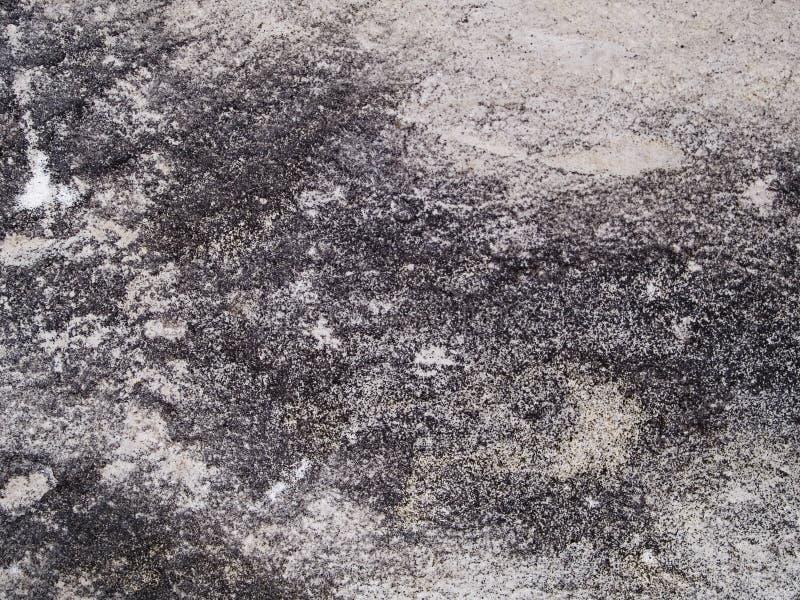 Bevlekt beton royalty-vrije stock foto