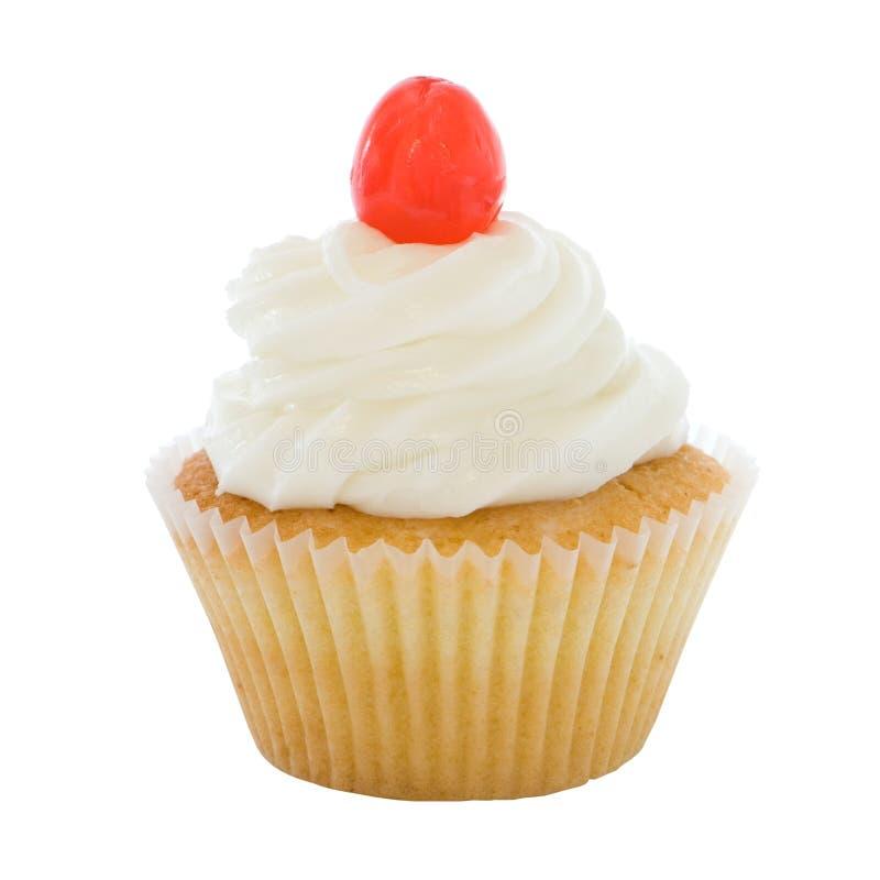 Bevroren Cupcake stock foto's