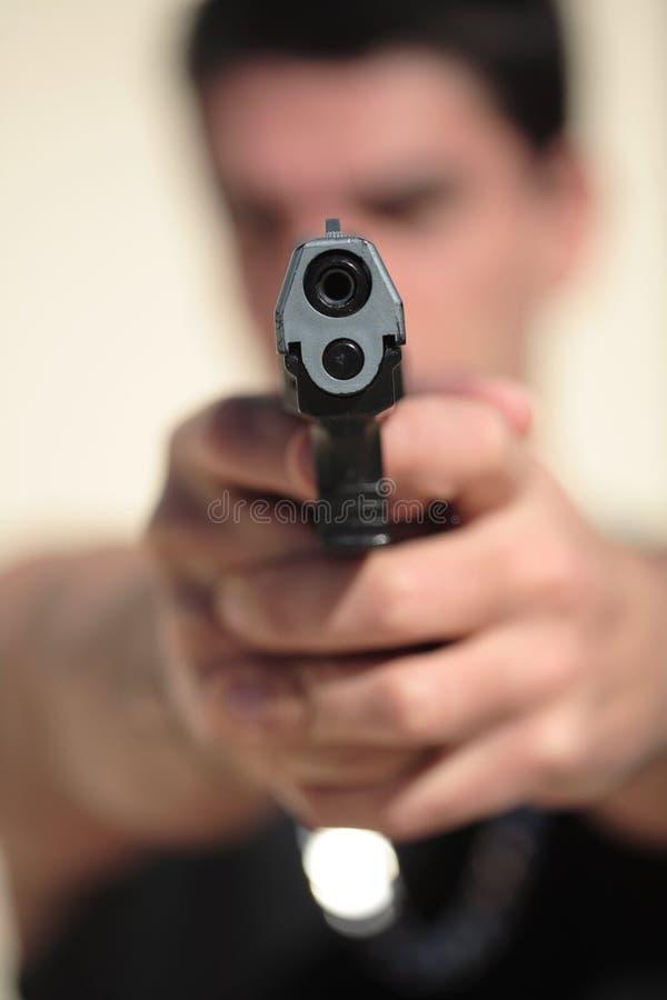 Bewapende 9 stock foto's