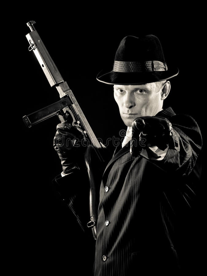 Bewapende en speciale gevaarlijk stock fotografie