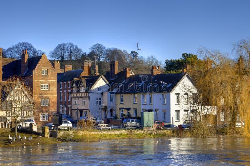 Bewdley, Engeland stock foto's