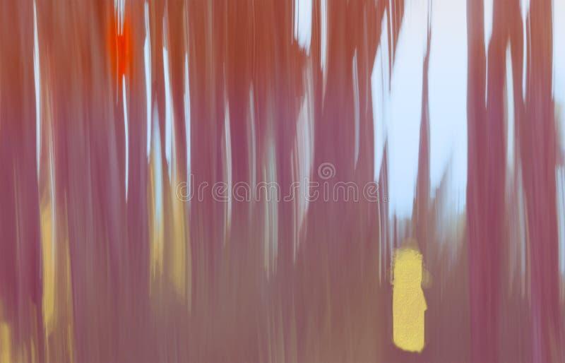 Bewegende Bomen 27 royalty-vrije stock afbeelding