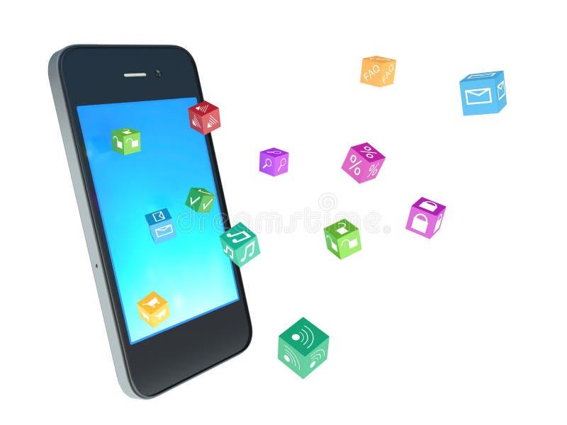 Bewegliche Anwendungen, Geschäftssoftware