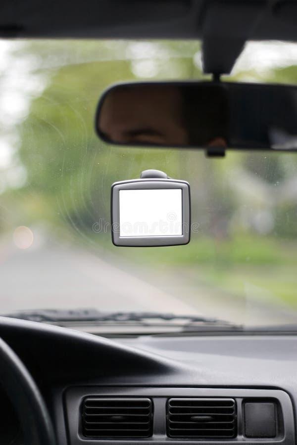 Bewegliche GPS-Navigation lizenzfreie stockfotografie