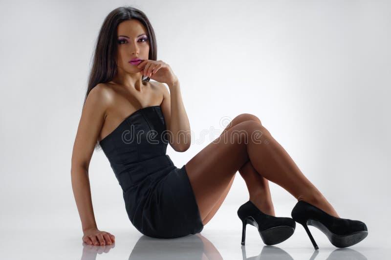 Bewitching e 'sexy' imagem de stock
