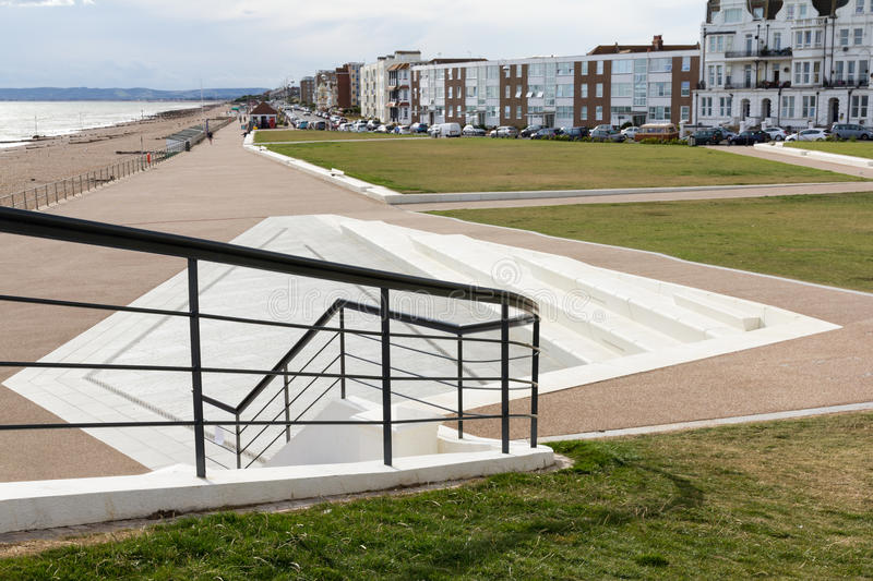 Bexhill-on-Sea. Sussex England UK stock photo