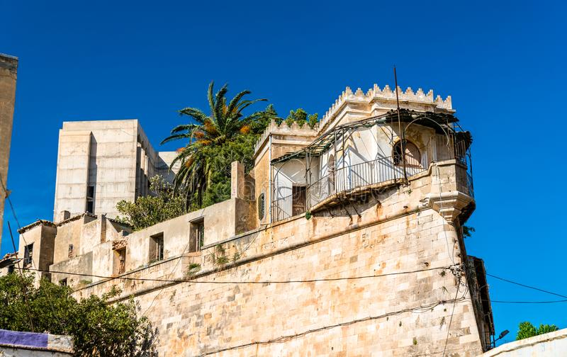 Bey Palace en Orán, Argelia imagenes de archivo