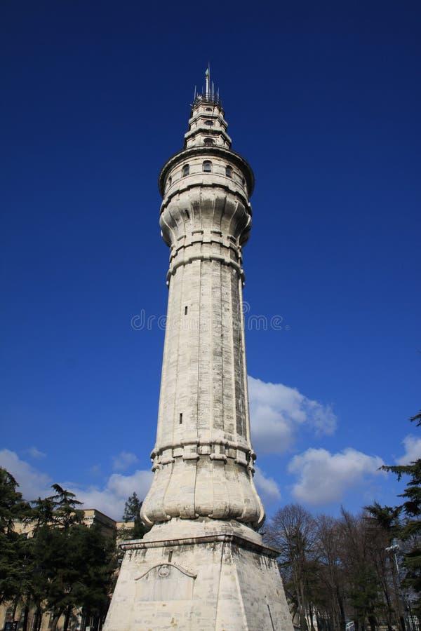 beyazit πύργος στοκ εικόνα