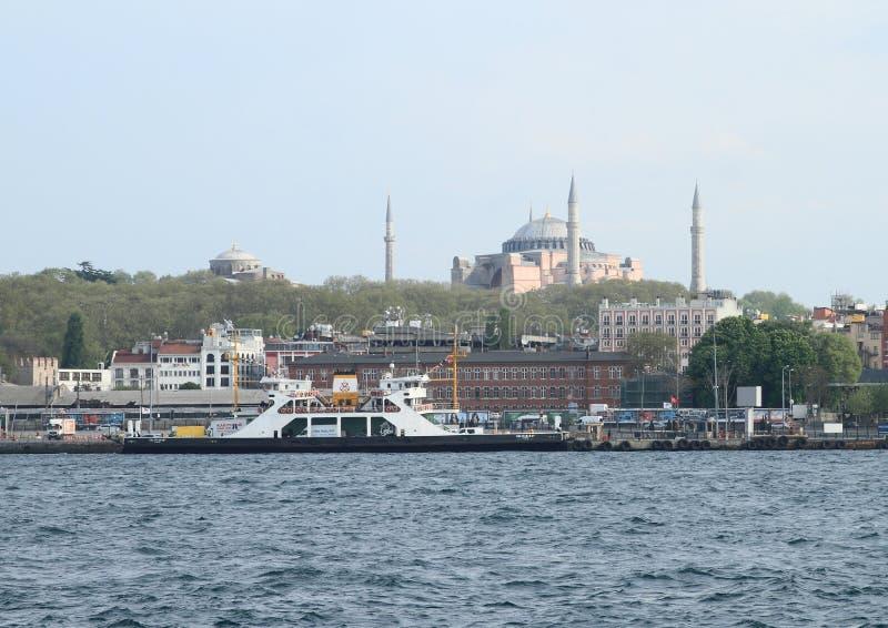 Beyazit Mosque a Costantinopoli fotografie stock