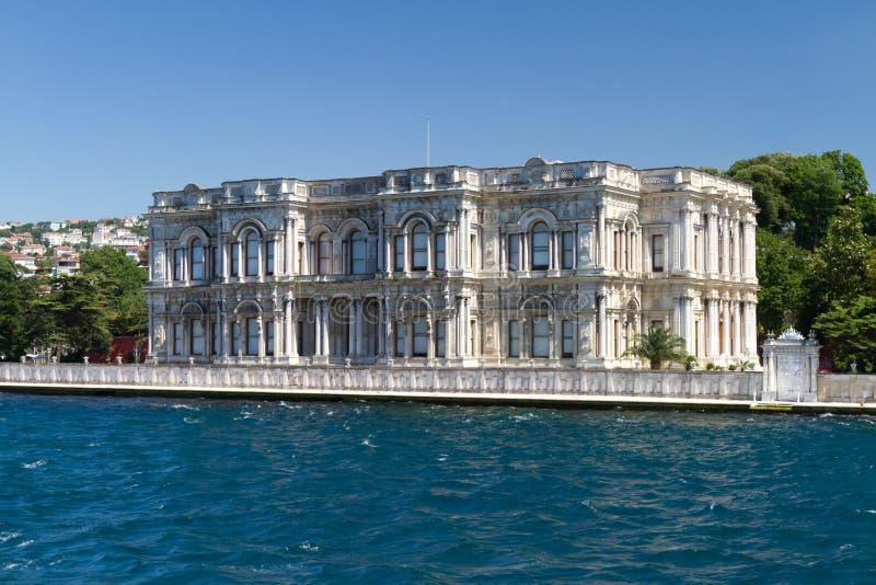 Beylerbeyi Palace stock photo