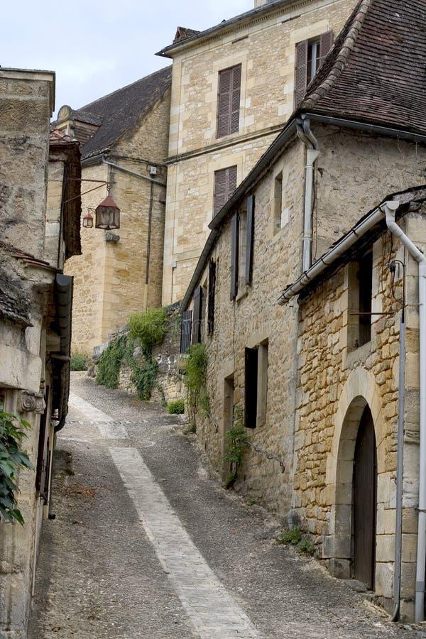 Beynac, Francia foto de archivo libre de regalías