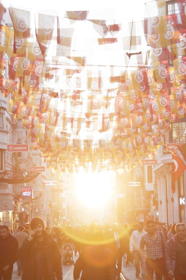 Beyoglu royalty free stock photos