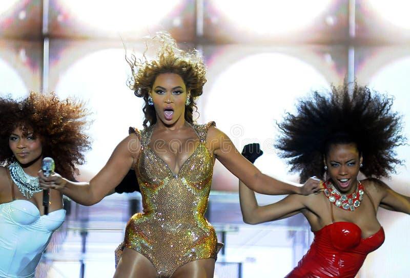 Beyoncé obrazy royalty free