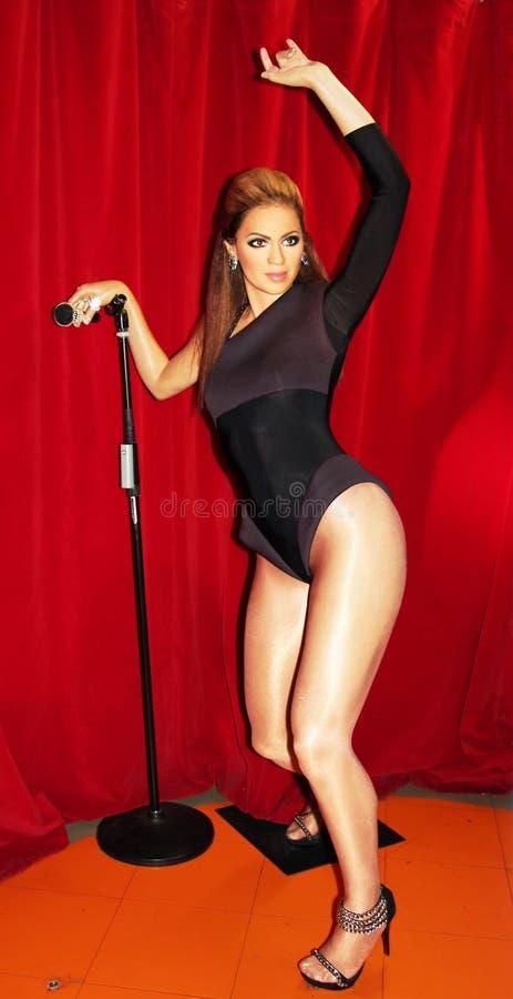 Beyoncé fotografie stock