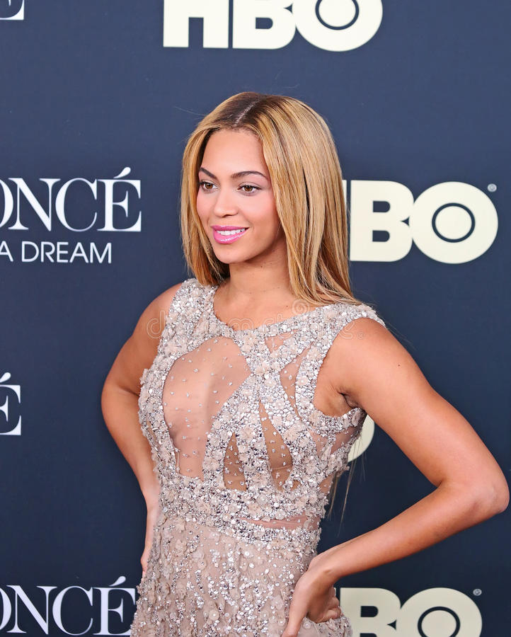 Beyonce immagine stock