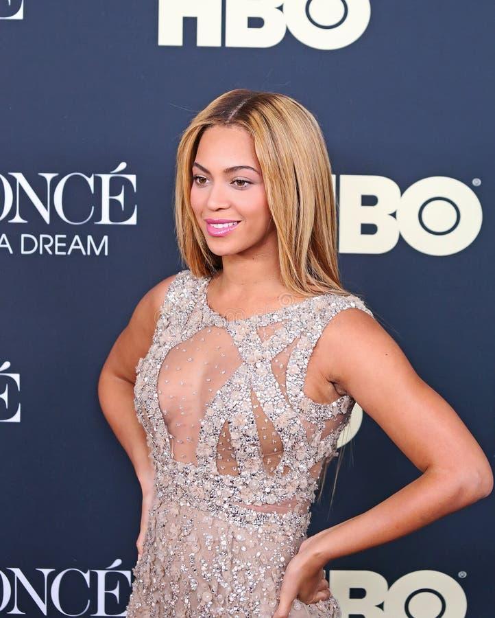 Beyonce стоковое изображение