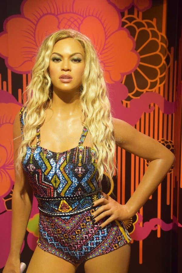 Beyonce Knowles Картер стоковое изображение
