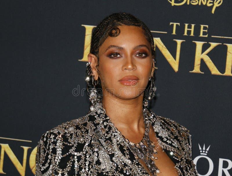 Beyonce Knowles стоковое изображение