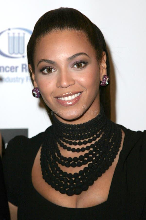 Beyonce Knowles fotografia stock