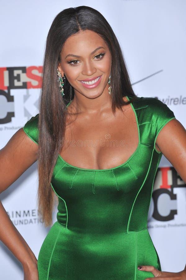 Beyonce Knowles stockbilder