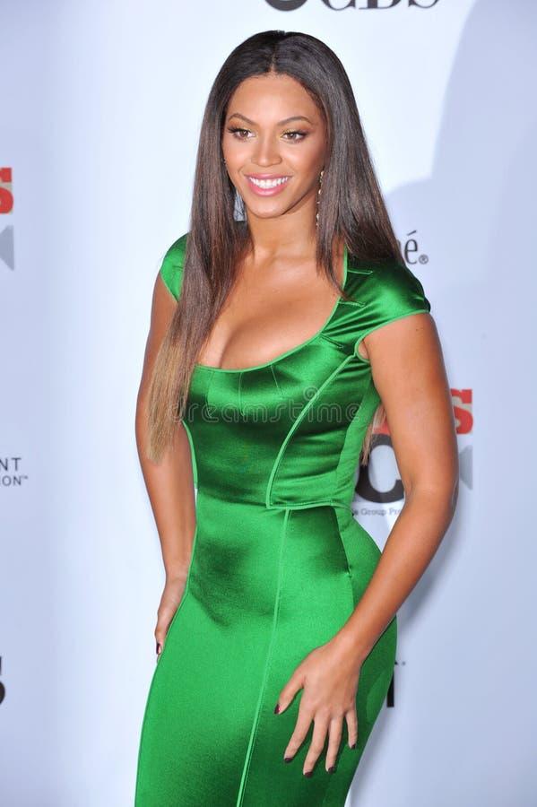Beyonce Knowles royalty-vrije stock fotografie