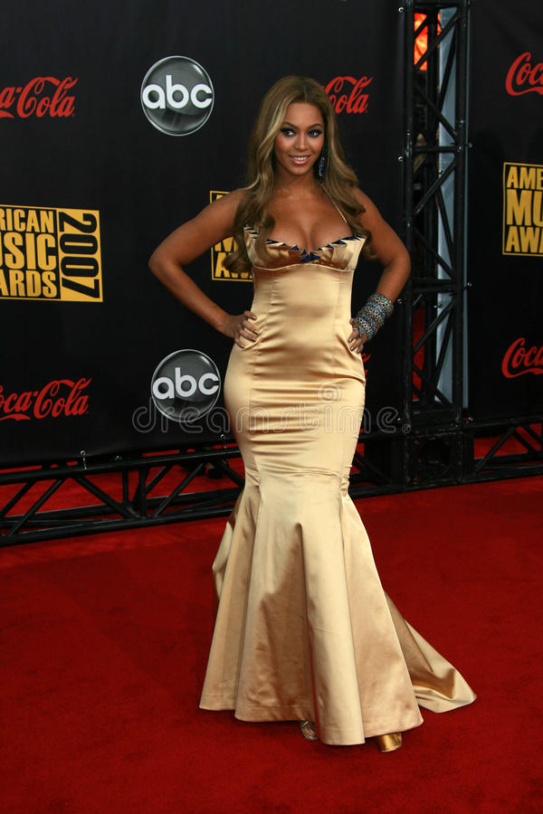 Download Beyonce Knowles editorial stock image. Image of 2007 - 24569514