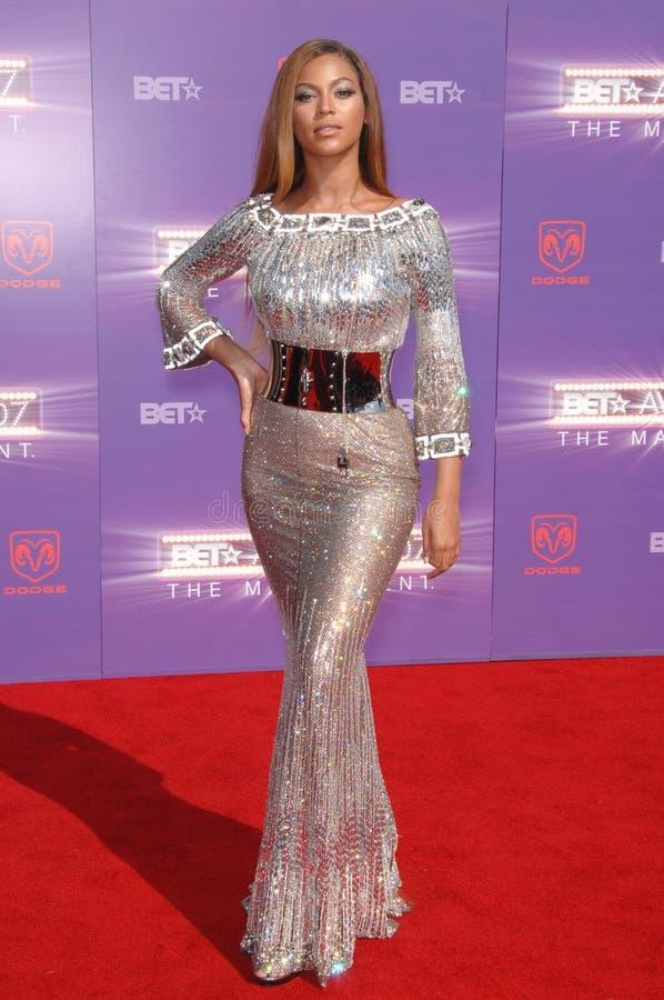 Beyonce Knowles stockbild