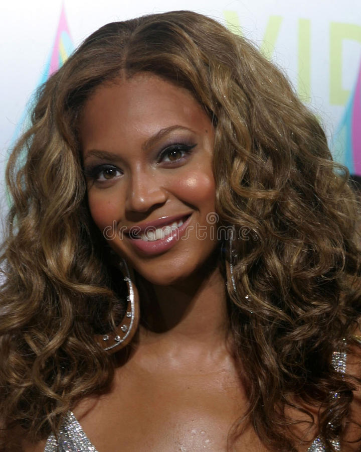Beyonce Knowles lizenzfreie stockbilder