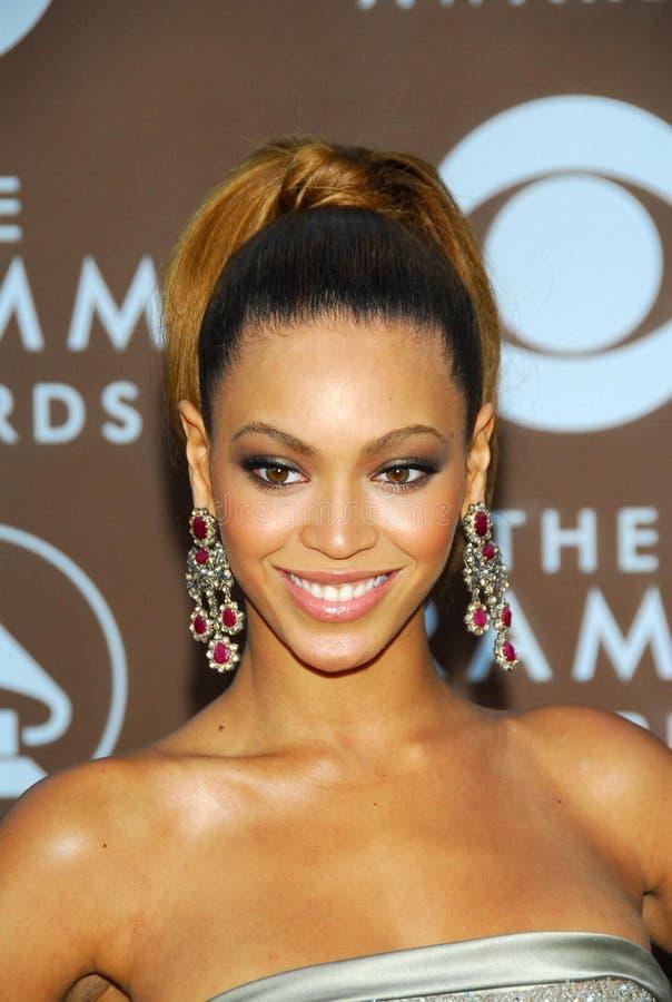Beyonce Knowles fotografie stock
