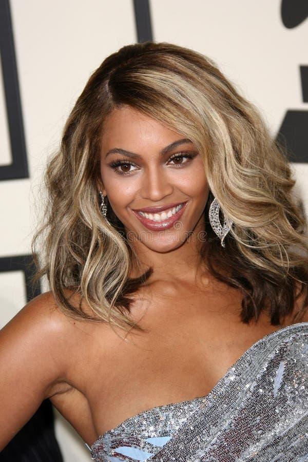Beyonce Knowles stockfotografie