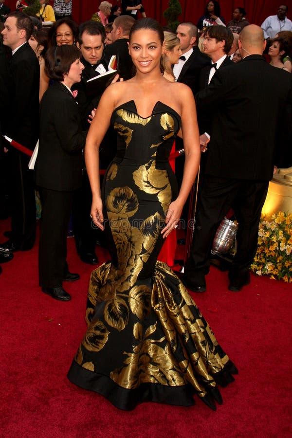 Beyonce Knowles royaltyfri bild