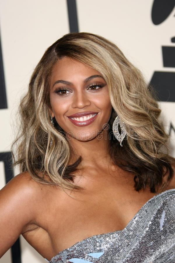 Beyonce Knowles stockfoto