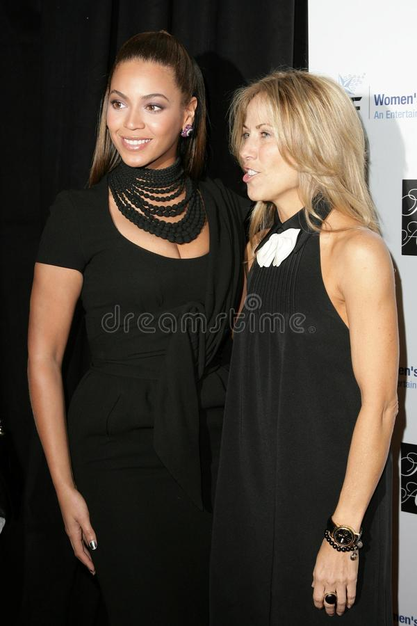 Download Beyonce Knowles, Sheryl Crow Editorial Stock Photo - Image: 23343093