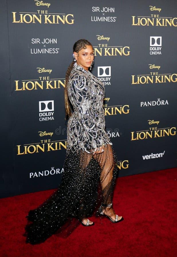Beyonce fotografia royalty free