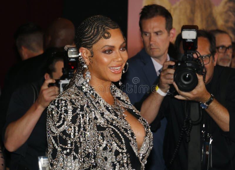 Beyonce zdjęcia stock