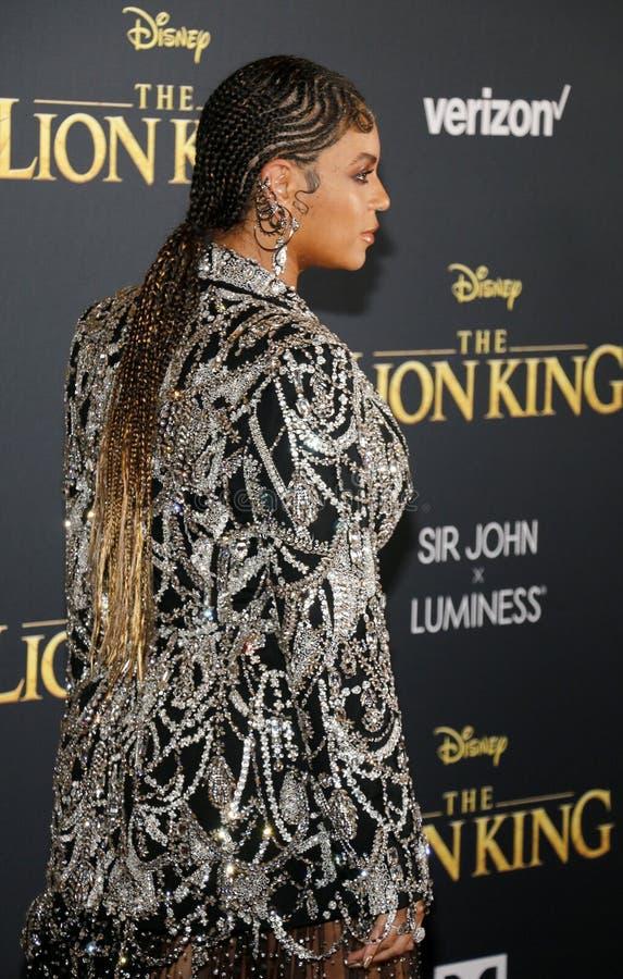 Beyonce zdjęcia royalty free