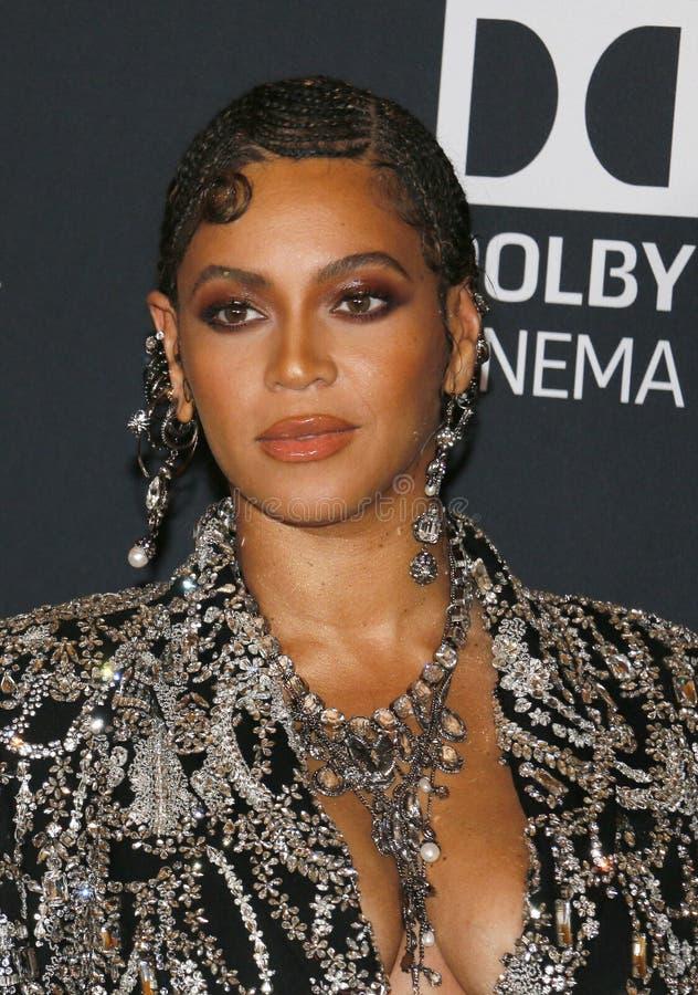 Beyonce fotografia stock