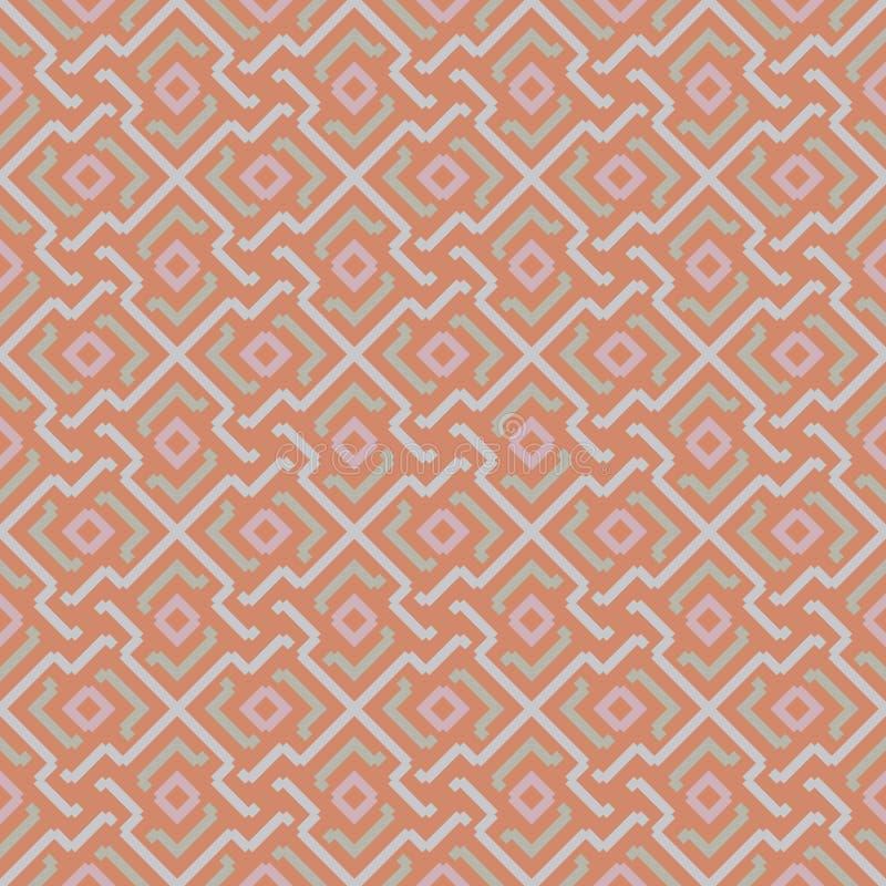 Download Bez końca raster menchie ilustracja wektor. Obraz złożonej z kardamon - 35120532