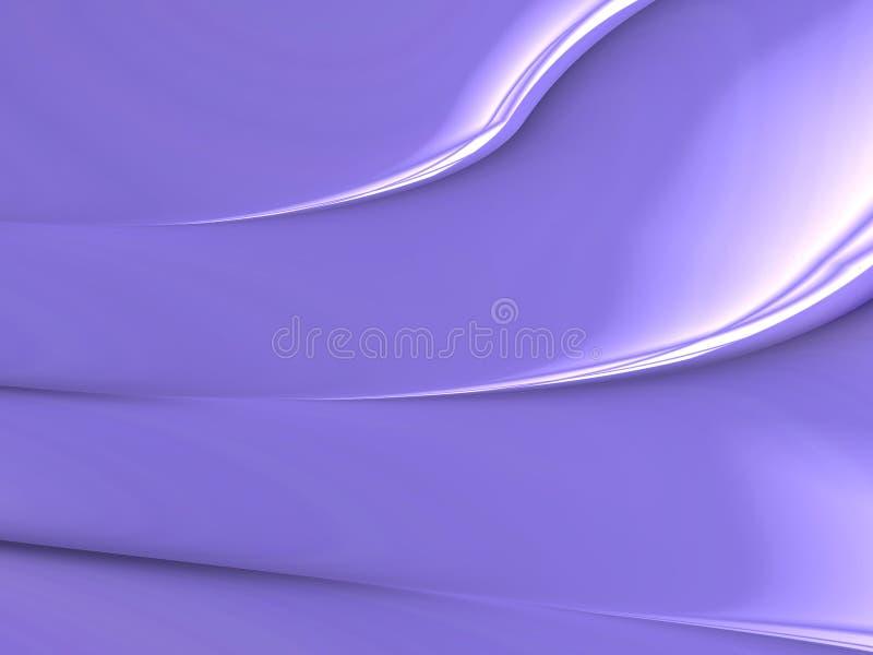 Bez z białą smugi desktop tapetą royalty ilustracja