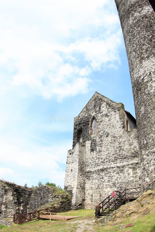 Bezdez Castle royalty free stock photography