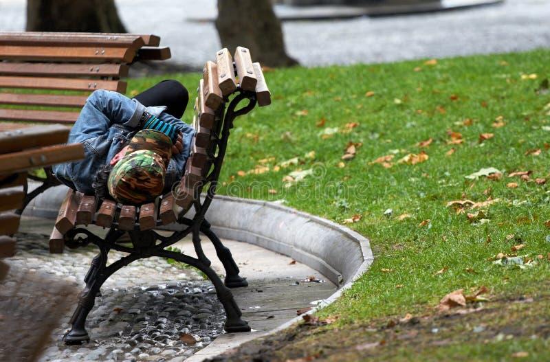 bezdomni zdjęcia stock