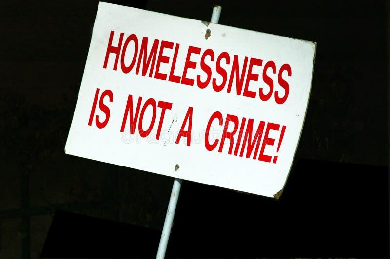Download Bezdomni zdjęcie stock. Obraz złożonej z plakat, przestępstwo - 40614