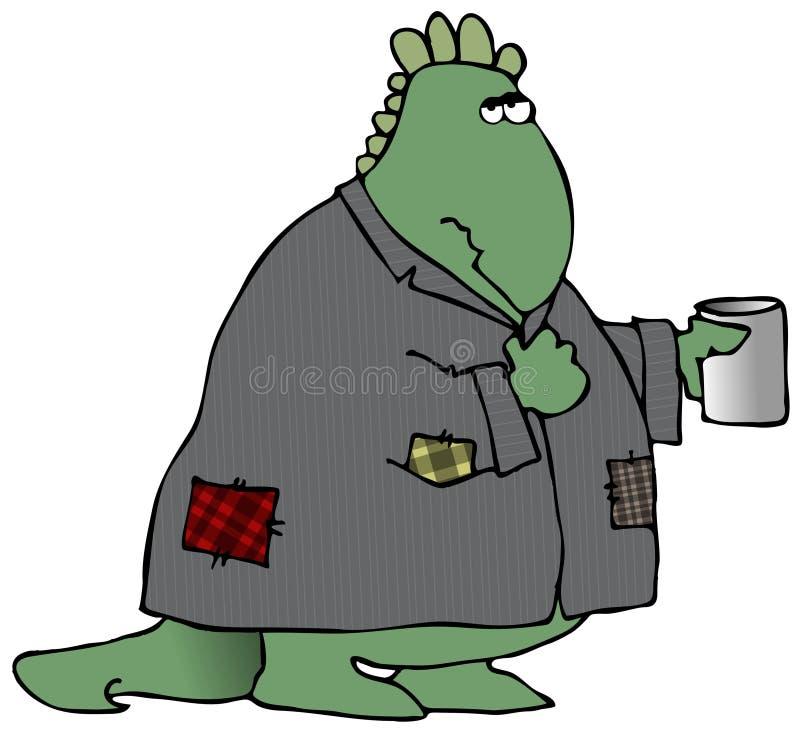 bezdomny dinozaura ilustracji